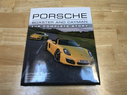 Porsche Boxster and Cayman – The Complete Story Book Review