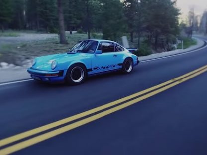 Passion Fuels a Marriage and a Porsche Restoration