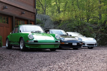Add Lightness: A Competition Inspired Porsche Collection