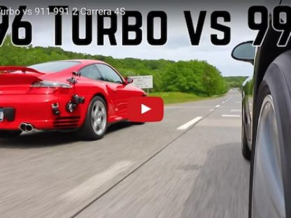 Can you Compare a 996 Turbo to a 991.2 C4S?