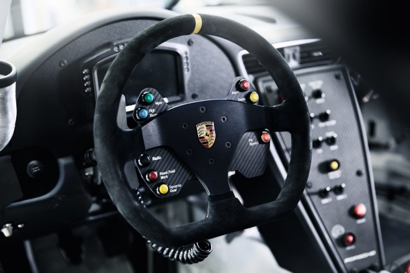 Porsche Wants To Train You To Race Professionally