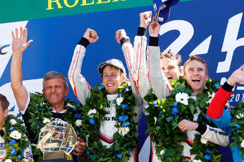 Porsche's 2017 24 Hours of Le Mans Race Report w/ Pictures and Video