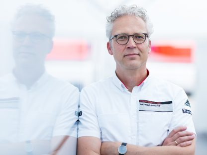 Leadership Change Announced at Porsche Motorsports North America