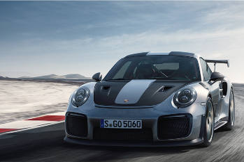 Porsche Unveils the Most Powerful Street Legal 911 of All Time