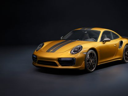 This is Porsche's Most Powerful 911 Turbo S Ever
