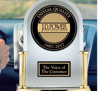 Jd Power Initial Quality Award >> J D Power And Associates Archives Flatsixes