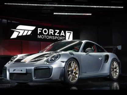 This Is the Porsche 911 GT2 RS and It Was Unveiled During a Video Game Conference