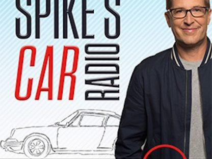 "Have You Listened To The Inaugural ""Spike's Car Radio"" Podcast?"