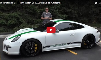 The $500,000 911R – Doug DeMuro's Take