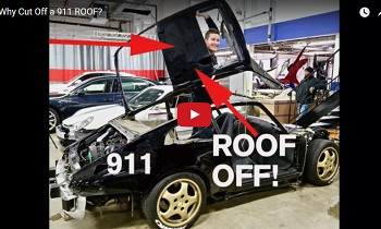 The Right Way To Replace the Roof of a 964