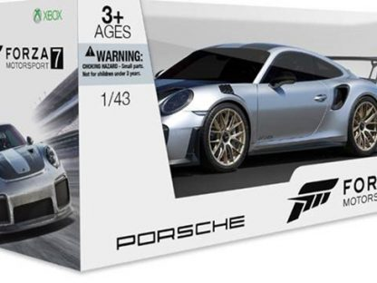 Porsche 911 GT2 RS Die Cast model you with pre-order of Forza 7