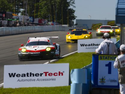 Porsche's Results and Pictures in the IMSA WeatherTech SportsCar Championship at Watkins Glen
