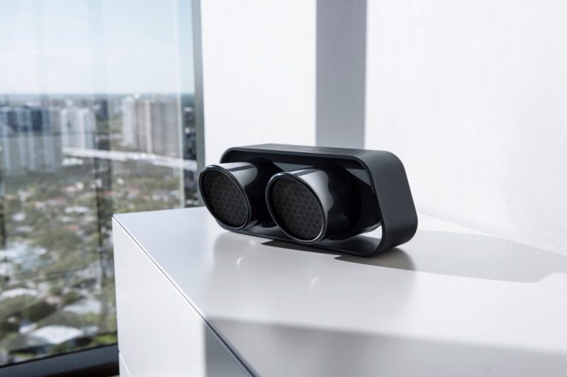 Porsche Design 911 Bluetooth Speaker