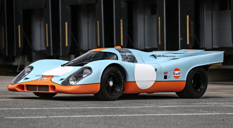 Heres What Every Porsche At The Monterey Auctions Sold For