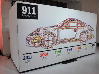 Porsche 911 – The Design that Endures the Test of Time