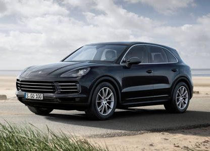 New Third-Generation Cayenne Makes Global Debut at Stuttgart-Zuffenhausen