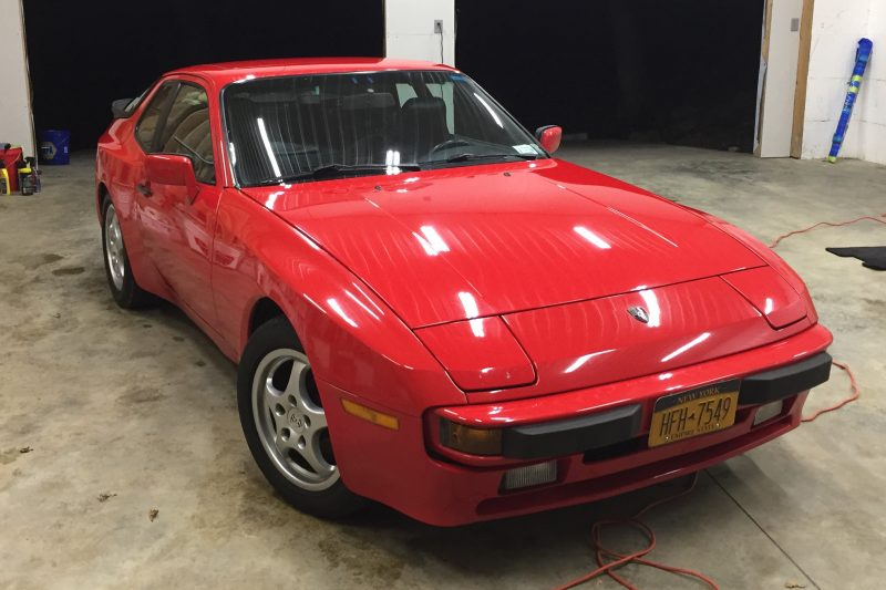Porsche 944 Parts >> Project 944 Gts Mini Update Lights Hatch Issues And Parts
