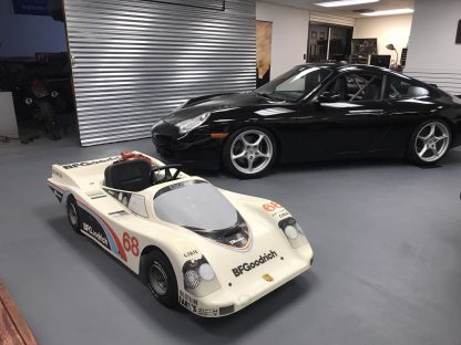 This BF Goodrich 962-Styled Go-Kart is Worth a Look