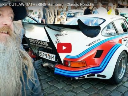 Take A Look at the Hamburg Outlaw Gathering with Magnus Walker