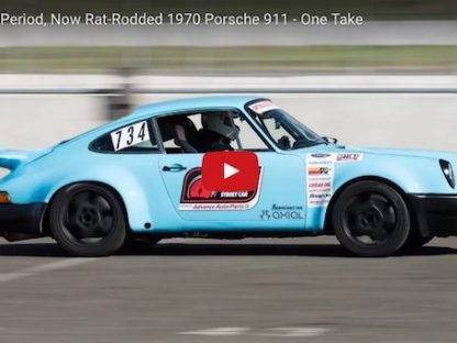 Matt Farah Takes a 911 Rat Rod for a Spin