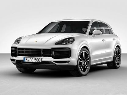 Introducing the 3rd Generation Porsche Cayenne Turbo
