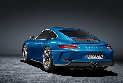 911 GT3 with Touring Package Debuts at IAA