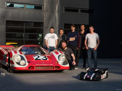 Porsche Fans Create Modern Tribute to 917 and 908