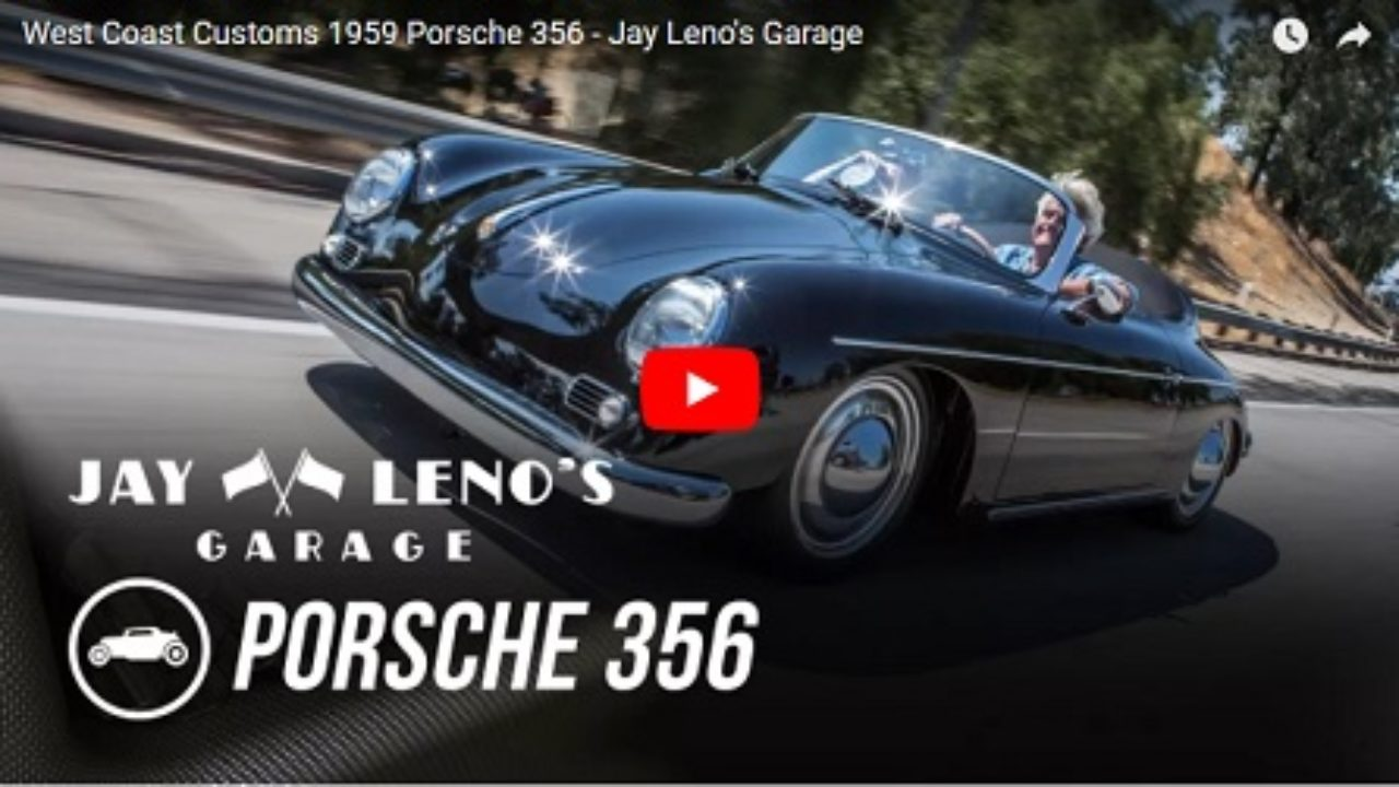 The Widest 356? West Coast Customs' 356-Cayman Mashup in
