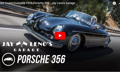 The Widest 356? West Coast Customs' 356-Cayman Mashup in Motion