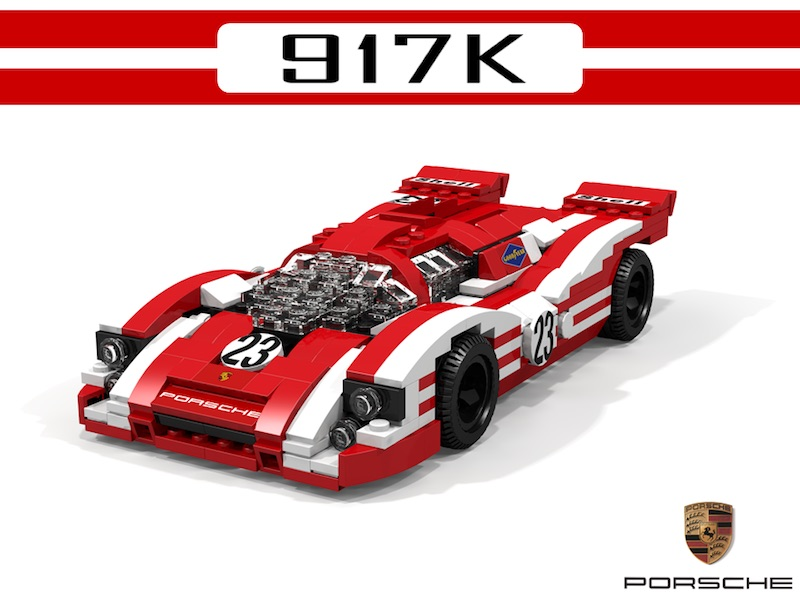 Want To Build Your Own Lego Porsche This Book Teaches You How