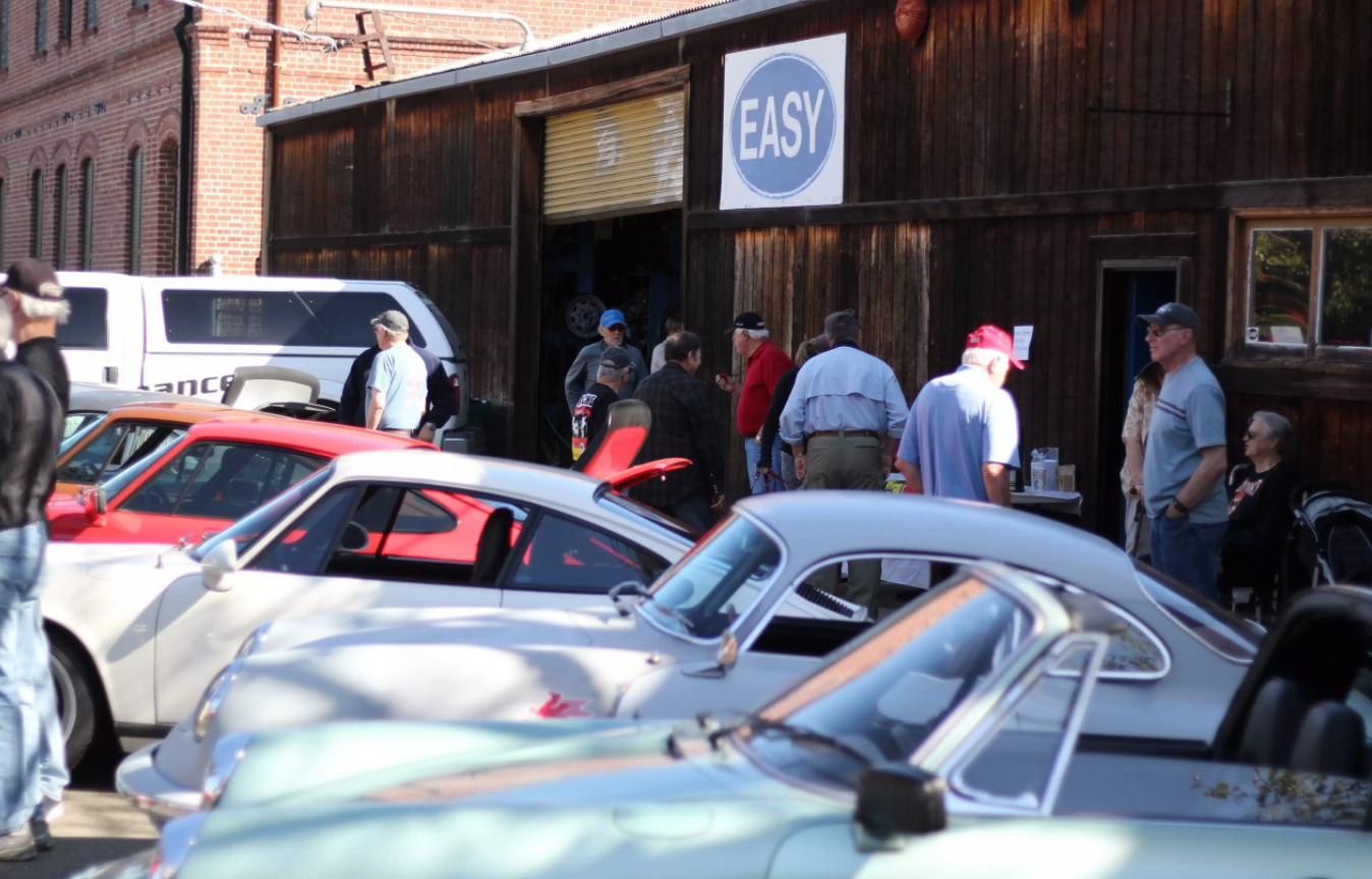 Bay Area Porsche Parts Staple EASY Is Closing, Rod Emory Buys ...
