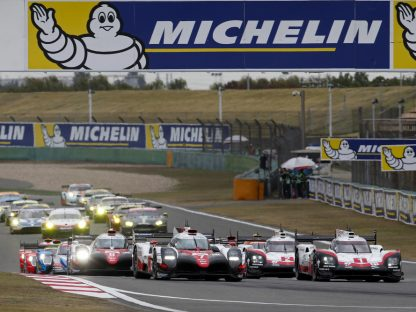 Results, Pictures, And Video From WEC Round 8 At Shanghai