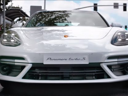 Get A Morning Wakeup With Porsche's E-Jolt