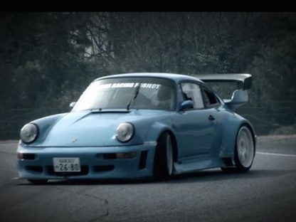 Watch this Drift-Specific 964 Go Very Sideways