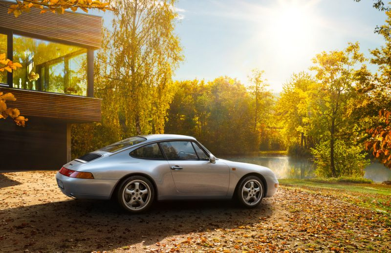 GPS-Based Anti-Theft Protection Is Coming For Porsche