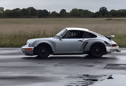 This is What Singer's New 500 HP air-cooled Engine Sounds Like