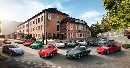 GPS-Based Anti-Theft Protection Is Coming For Porsche Classic Vehicles