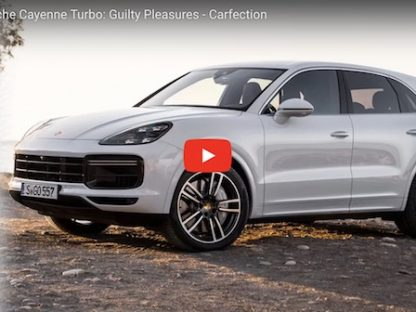 review of the 2018 Porsche Cayenne by Henry Catchpole