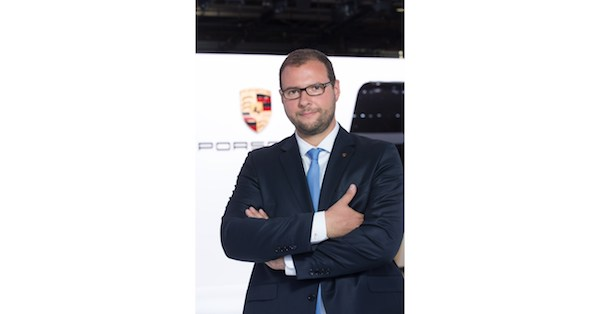 Porsche Cars Canada Marc Ouayoun President and CEO