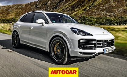 New Cayenne Turbo Offers The Best of Both Worlds