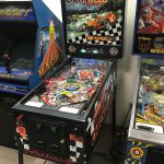 Porsche Themed Checkpoint Pinball for sale