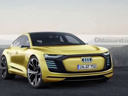 Report: Audi Is Preparing Their Own Mission E-Based Electric Sports Sedan