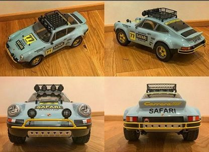 Small Scale Offroad Adventures Await this Radio Controlled Safari 911