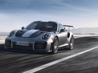 Porsche's GT2 RS Wins Car & Driver's Lightning Lap With A New Record Time