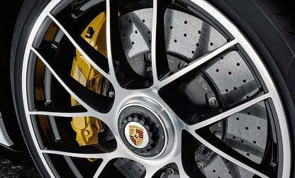 Making Sense of Porsche Brake Colors