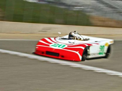 Ride Onboard This Ex-Targa Florio Porsche 908/3 For A Lap Of Sonoma Raceway