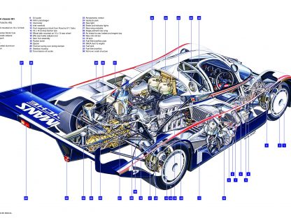 Haynes Introduces New Porsche 956/962 Owner's Workshop Manual
