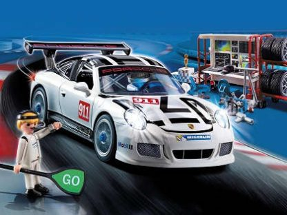 Introducing the Porsche 911 GT3 Cup from Playmobil