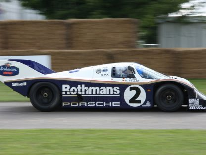 Is the 956 Porsche's Most Influential Racecar?