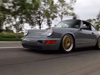 Can Porsche's 964 Carrera 4 Be As Fun To Drive As The C2?